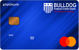Bulldog Mastercard Credit Card
