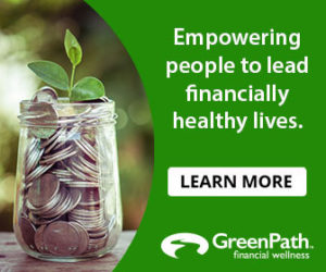 GreenPath Financial Wellness, empowering people to lead financially healthy lives.