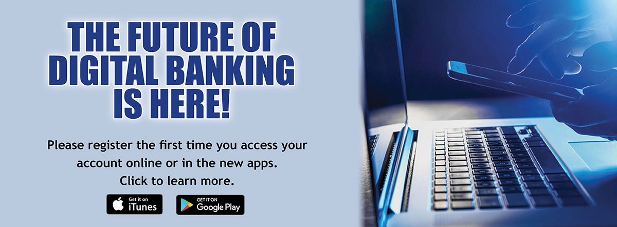 The Future of Digital Banking is Here!